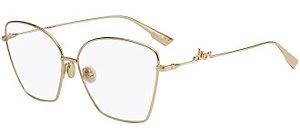 Óculos de Grau Dior DIORSIGNATUREO1A DDB 61-14