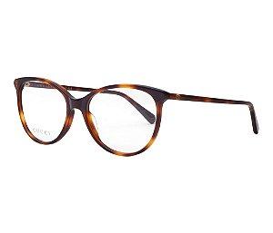 Óculos de Grau Gucci GG0550O 006 53