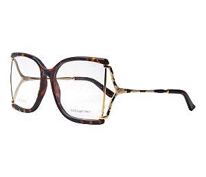 Óculos de Grau Gucci GG0592O 002 60
