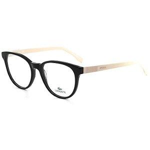 Óculos de Grau Lacoste L2834 001 52