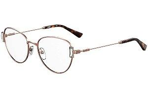 Óculos de Grau Moschino MOS562 DDB 53-17