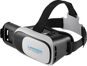 ÓCULOS 3D REALIDADE VIRTUAL EFEITOS 3D IMERSÃO 360° JS080
