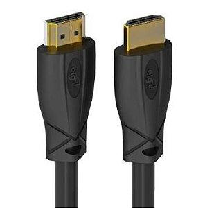 Cabo HDMI 2.0 3D Ready 4K UltraHD com Ethernet de 10 Metros - HS20100 - Black