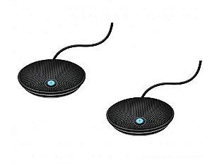 Microfone Para Videoconferência Logitech Group
