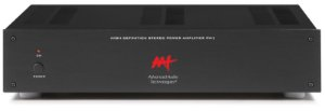 Amplificador de potência AAT PM-1 - 2 canais 140W / 280W RMS máximo - Bivolt
