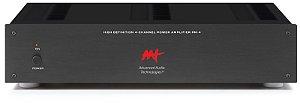 Amplificador de potência AAT PM-4 - 4 canais 280W/560W RMS máximo - Bivolt