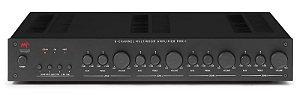 Amplificador multiroom AAT PMR-1 - 4 zonas e 8 canais 400W / 800W RMS máximo - Bivolt
