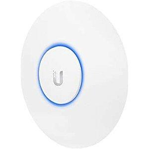 Access Point Wi-Fi Unifi LR UAP-AC-LR Poe 2.4ghz Até 450mbps E 5ghz Até 867mbps 10/100/1000Mbps - Parede/Teto Indoor