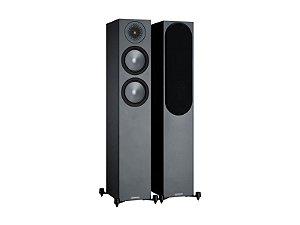 Monitor Audio SBRS5 - Par de Caixas Acústicas Torre 120W - Black / White / Walnut