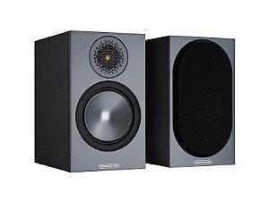 Monitor Audio SBRS1B - Par de Caixas Acústicas Bookshelf 20-80W - Black