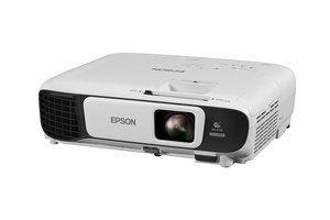 Projetor Epson U42 - 3lcd, Resolução Wuxga (1.920 X 1200), 2 Hdmi, Usb, Brilho 3600 Lúmens, Contraste 15.000:1