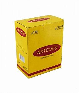 CARVÃO PARA NARGUILE HEXAGONAL ART COCO - 1KG