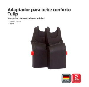 Adaptador ABC Design para Bebê Conforto Tulip