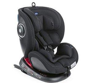 Cadeira Infantil Para Carro Chicco Seat 4Fix 0 A 36Kg Black - 360