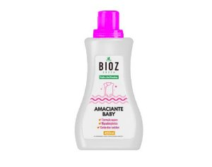Bioz Green - Amaciante Baby (frasco) 450ml