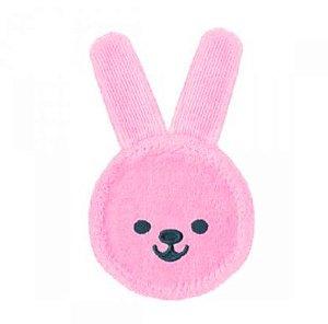 Luva MAM Oral Care Rabbit - Rosa