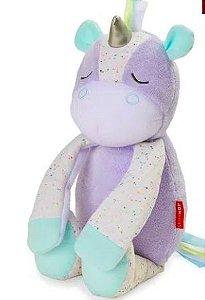 Pelucia Acalma Bebê Unicornio Skip Hop