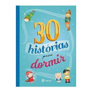 Livro 30 Histórias Para Domir - Culturama