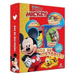 Livro Box de Histórias Mickey - Culturama