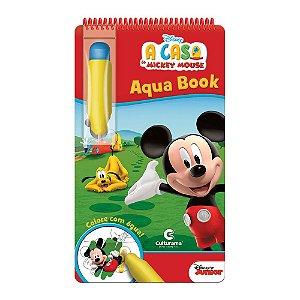 Livro Aqua Book Mickey - Culturama