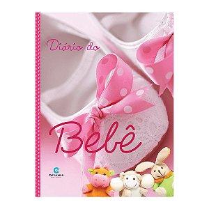 Livro Diário do Bebê Meninas - Culturama