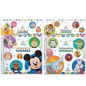 Livro de Pano Disney Baby Sortido - Culturama