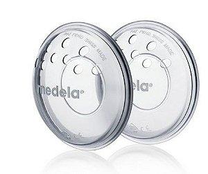 Protetor de Mamilos em Silicone em Formato Concha - Medela
