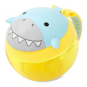 Porta Snack Zoo Tubarão - Skip Hop