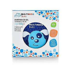 Almofada de Gel Safe Baby Doguito - Multikids
