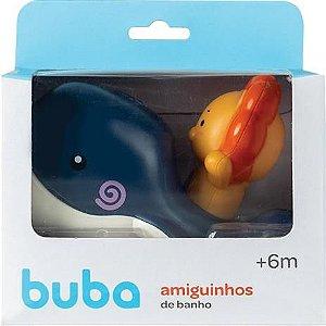 Brinquedo Amiguinhos de Banho - Buba