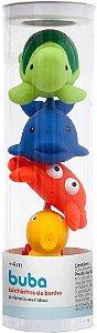 Brinquedo de Banho Animais Marinhos Tubo - Buba
