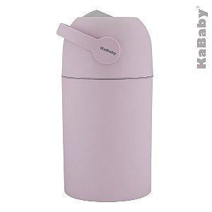 Lixo Magico Anti Odor Rosa - Kababy
