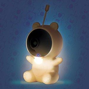 Babá Eletrônica Wifi Peek-A-Boo - Multikids