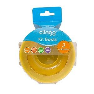 Bowl Colors (3 uni) - Clingo