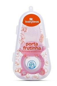 Porta Frutinha Rosa - BabyDeas
