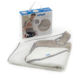 Toalha Cuddledry Grey - Infanti