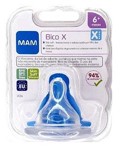 Bico X Fluxo Super Rápido Unitário 6+ - MAM