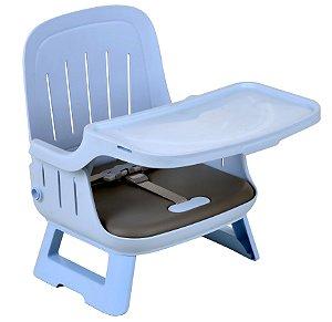 Cadeira de alimentação Kiwi  Baby Blue -  Burigotto
