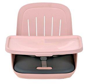 Cadeira de alimentação Kiwi Rose Madder - Burigotto