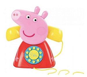 Telefone Peppa Pig - Multikids