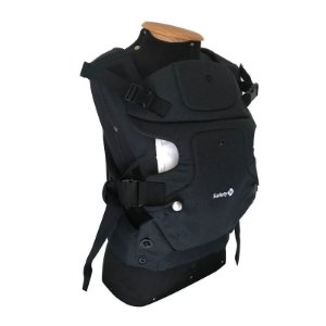 Canguru Freedom Preto - Safety 1st