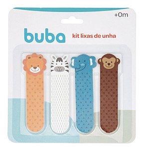 Kit Lixas de Unha Selva - Buba