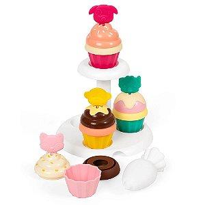 Brinquedo Interativo Crie seu Cupcake Zoo Coleção Comidinhas - Skip Hop
