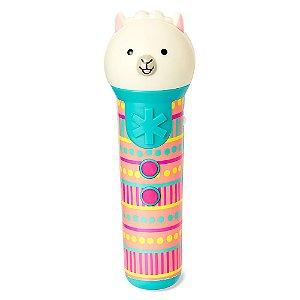 Brinquedo Musical Microfone Zoo La La Lhama - Skip Hop