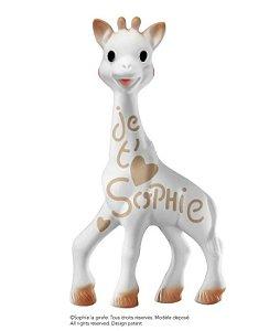 """Sophie La Girafe 60 Anos Edição Limitada """"Sophie By Me"""""""