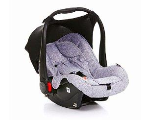 Bebê Conforto Risus Grafite Grey- ABC Design ( Adaptador Vendido Separadamente)