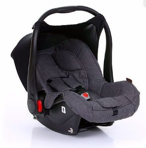 Bebê Conforto Risus Asphalt  ABC Design ( Adaptador Vendido Separadamente)