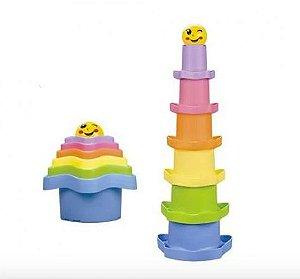 Estrelinhas Divertidas Empilháveis - Yes Toys