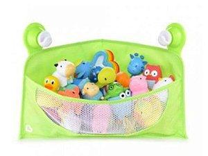 Cesta Organizadora para Brinquedos de Banho Verde - Munchkin