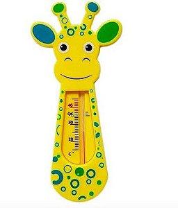 Termometro para Banho Girafinha  Verde- Buba